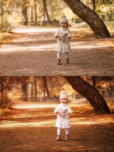 обучение ретуши фотографий